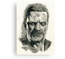 Victor Sullivan from Uncharted  Canvas Print