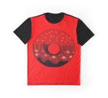 Volcanic doughnut scenery  Graphic T-Shirt