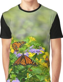 Inside the Butterfly House Graphic T-Shirt