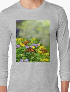 Inside the Butterfly House Long Sleeve T-Shirt