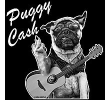 Puggy Cash Photographic Print