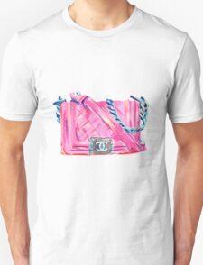 Pink-Bag Unisex T-Shirt