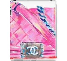 Pink-Bag iPad Case/Skin