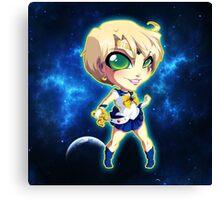 Sailor Moon: Sailor Uranus Canvas Print