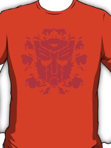 Autoblots (RED) T-Shirt