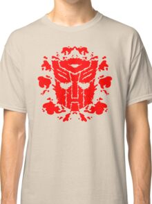 Autoblots (RED) Classic T-Shirt
