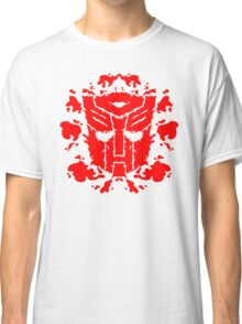 Autoblots (RED) Classic T-Shirt