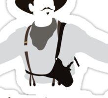 Tombstone: You're a Daisy if ya Do. Sticker