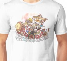 Neko Takarabune Unisex T-Shirt