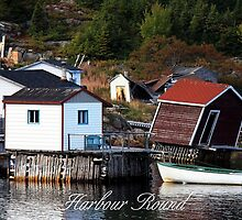 Harbour Round, Newfoundland/Labrador by Vickie Emms