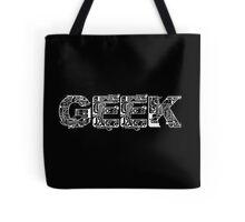 Geeks Tee Tote Bag
