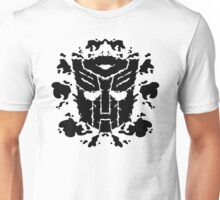 Autoblots (black) Unisex T-Shirt
