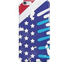 USA 2012 London Olympics Leotard iPhone Case/Skin