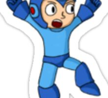 Mega Man Sticker Sticker