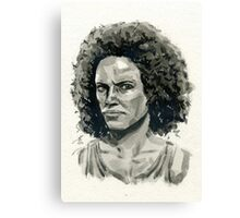 Nadine Ross from Uncharted 4.  Canvas Print