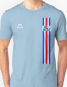 Euro 2016 Football - Iceland Unisex T-Shirt