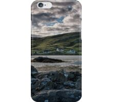 Early Morning in Castlebay, Barra iPhone Case/Skin