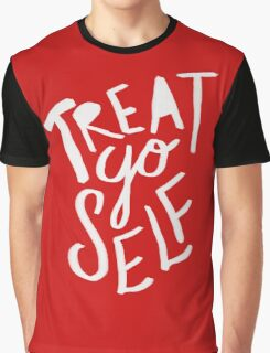 Treat Yo Self: Holiday Edition Graphic T-Shirt