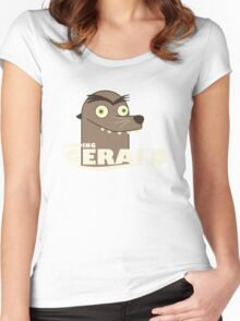 Finding Gerald Women's Fitted Scoop T-Shirt