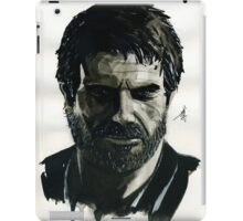 Joel from The Last of Us iPad Case/Skin