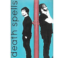 Death Spells Painting Photographic Print
