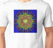 Sun Surf and Sand Unisex T-Shirt