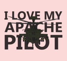 Love my Apache Pilot AH-64 by JeepsandPlanes