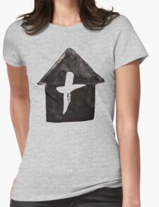 His House Womens Fitted T-Shirt