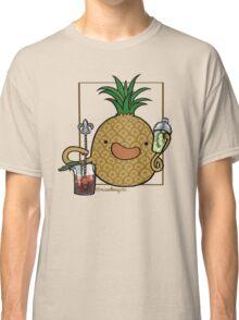Pineapple :: Carnivorous Foods Series Classic T-Shirt