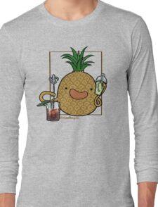 Pineapple :: Carnivorous Foods Series Long Sleeve T-Shirt