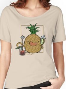 Pineapple :: Carnivorous Foods Series Women's Relaxed Fit T-Shirt
