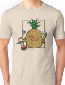 Pineapple :: Carnivorous Foods Series Unisex T-Shirt