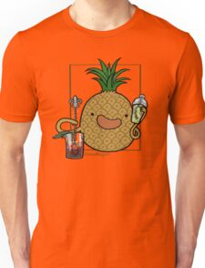 Pineapple :: Carnivorous Foods Series Unisex T-Shirt