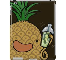 Pineapple :: Carnivorous Foods Series iPad Case/Skin