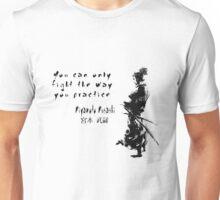 Samurai Quote Unisex T-Shirt