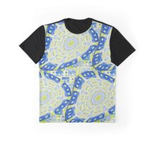 Distorted Order Graphic T-Shirt