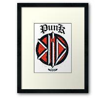 Punk KiD by lilterra Framed Print