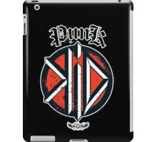 Punk KiD by lilterra iPad Case/Skin