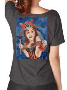 Dalektable Women's Relaxed Fit T-Shirt