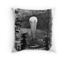 The Creature Cushion Throw Pillow
