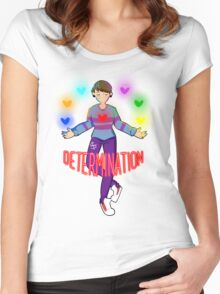 DANtermination Women's Fitted Scoop T-Shirt