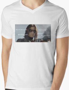 Winter Soldier meme Mens V-Neck T-Shirt