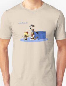 MR.calvin  Unisex T-Shirt