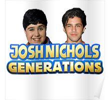 Drake and Josh - Josh Nichols Generations Poster