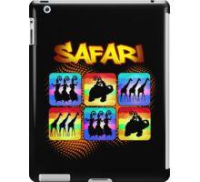 Safari Windows iPad Case/Skin