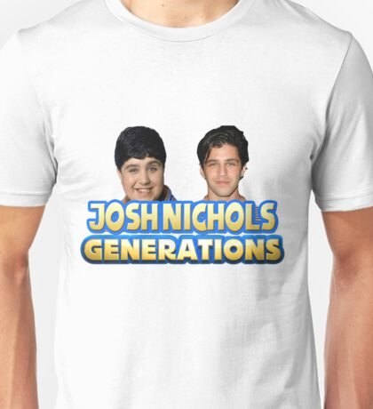 Drake and Josh - Josh Nichols Generations Unisex T-Shirt