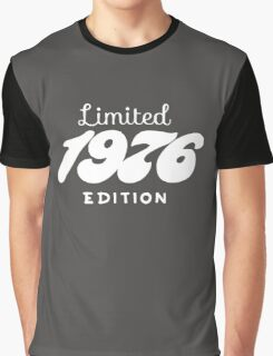 1976 Limited Edition Graphic T-Shirt