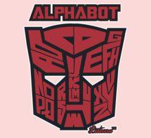 Alphabot Baby Tee