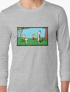 Unlikely Meeting Long Sleeve T-Shirt