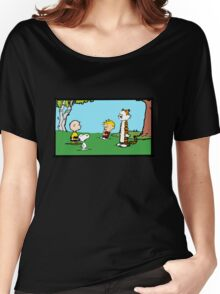 Unlikely Meeting Women's Relaxed Fit T-Shirt